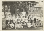 Kindergarten Mrs. Johnson's Class Park Lodge