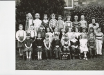 1st Grade Mrs. Davis Park Lodge