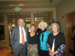 Saturday Night Dinner, Fircrest Golf Club 9-17-2011:  Mr. and Mrs. Dave McGoldrick; Sharon Wayno Meyer; &   Terrylee Gib