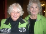 Mary McCain McAllister and Sharon Martin Kline