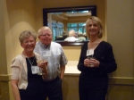 Kathy Irwin Manley, Pete Manley and Susie Engman Melzo