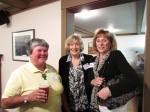 Meg Dezell, Sandy Nelson Winston, and Karen Kasemeier Patton