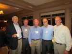 Jim Gunderson, Duane Rossman, Tim Stratton, Steve Johnson, & Buzz Riegel