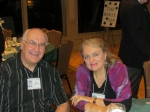 Marv Kasemeier and Barbara Rieck Morrow