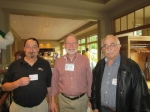 Peter Aden, Sandy McCallum, Jim Reuter