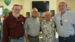 Rich Linbo, Roger Brown, Dave Thompson, and Gary Mustain